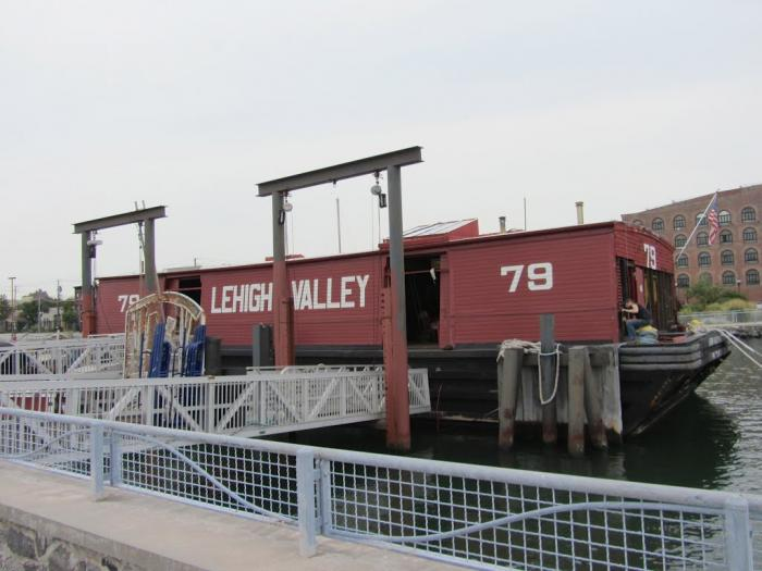 Waterfront Museum, a tour attraction in Brooklyn, NY, United States