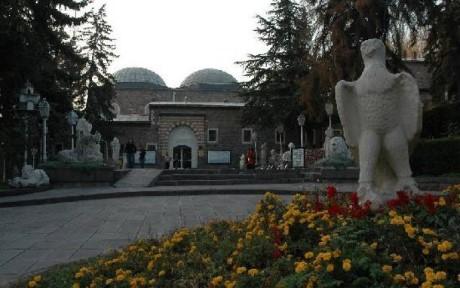 Anadolu Medeniyetleri Müzesi, a tour attraction in Ankara Türkiye