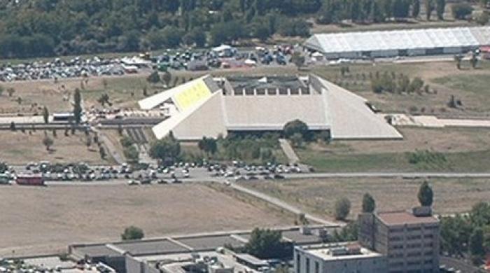 Atatürk Kültür Merkezi, a tour attraction in Ankara Türkiye