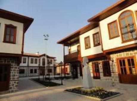 Hamamönü, a tour attraction in Ankara Türkiye