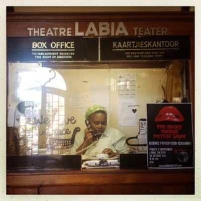 Labia Theatre, a tour attraction in Cape Town, Western Cape, South