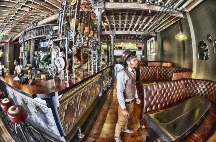Truth Coffee Shop, a tour attraction in Cape Town, Western Cape, South
