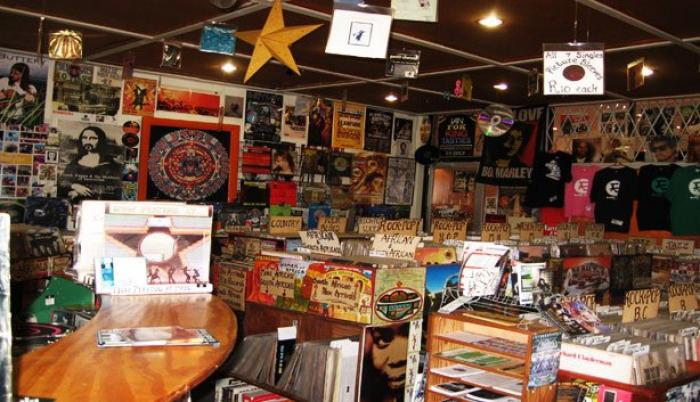 Mabu Vinyl , a tour attraction in Cape Town, Western Cape, South