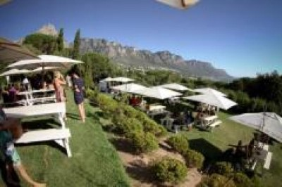 Round House Resataurant, a tour attraction in Cape Town, Western Cape, South