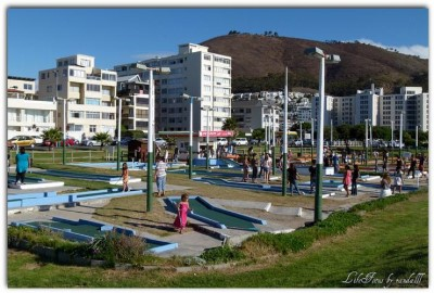 Sea Point Putt Putt , a tour attraction in Cape Town, Western Cape, South