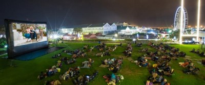 The Galileo Open Air Cinema, a tour attraction in Cape Town, Western Cape, South