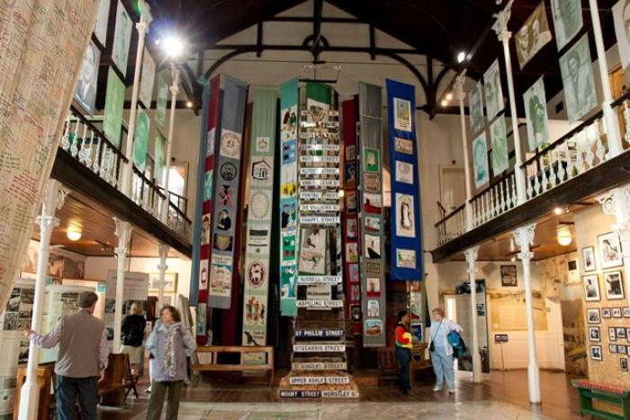District Six Museum, a tour attraction in Cape Town, Western Cape, South