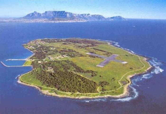 Robben Island, a tour attraction in Cape Town, Western Cape, South