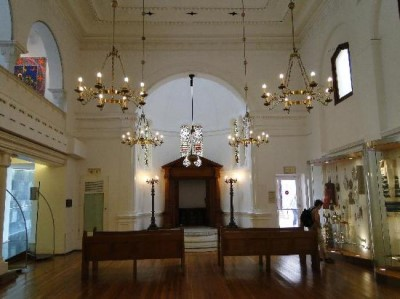 South African Jewish Museum, a tour attraction in Cape Town, Western Cape, South