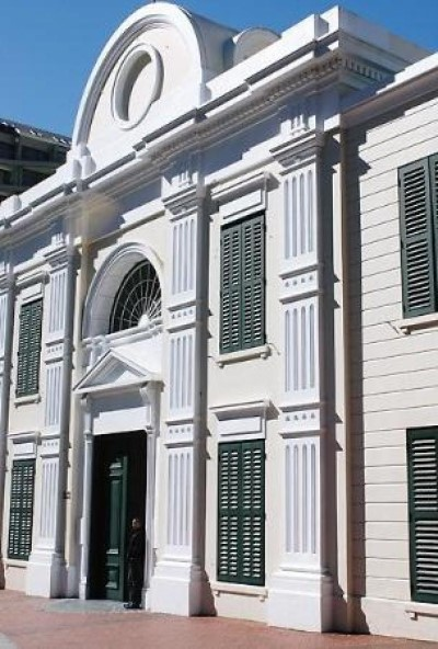 Slave Lodge, a tour attraction in Cape Town, Western Cape, South