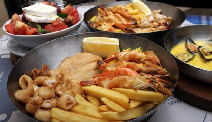 Ocean Basket, a tour attraction in Cape Town, Western Cape, South