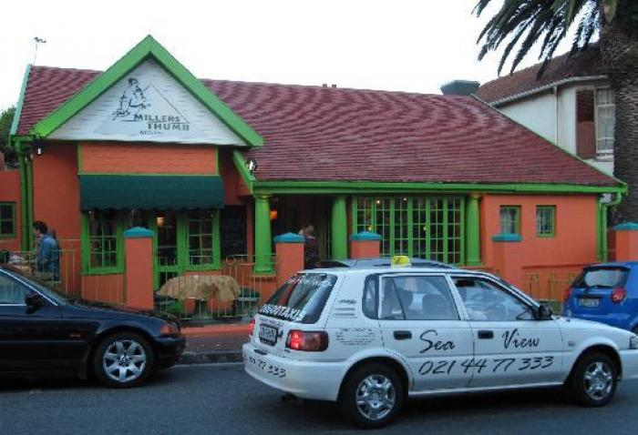 Millers Thumb, a tour attraction in Cape Town, Western Cape, South
