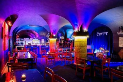 The Crypt Jazz Restaurant, a tour attraction in Cape Town, Western Cape, South