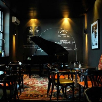 The Piano Bar, a tour attraction in Cape Town, Western Cape, South