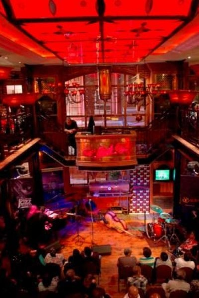 Hanover Street Jazz Club , a tour attraction in Cape Town, Western Cape, South