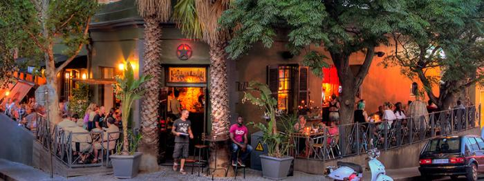 Manhattan , a tour attraction in Cape Town, Western Cape, South