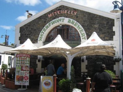 Mitchell's Brewery, a tour attraction in Cape Town, Western Cape, South