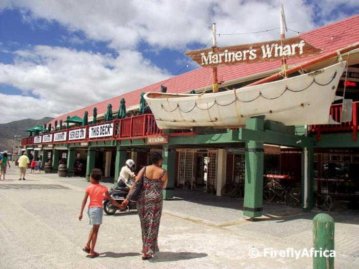Harbourfront Emporium, a tour attraction in Cape Town, Western Cape, South
