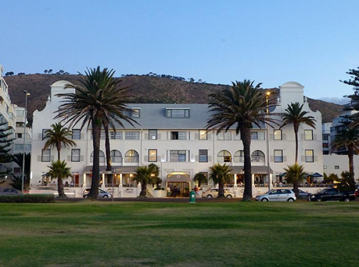 The Winchester Mansions, a tour attraction in Cape Town, Western Cape, South