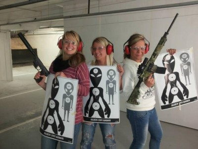 Gun Fun, a tour attraction in Cape Town, Western Cape, South