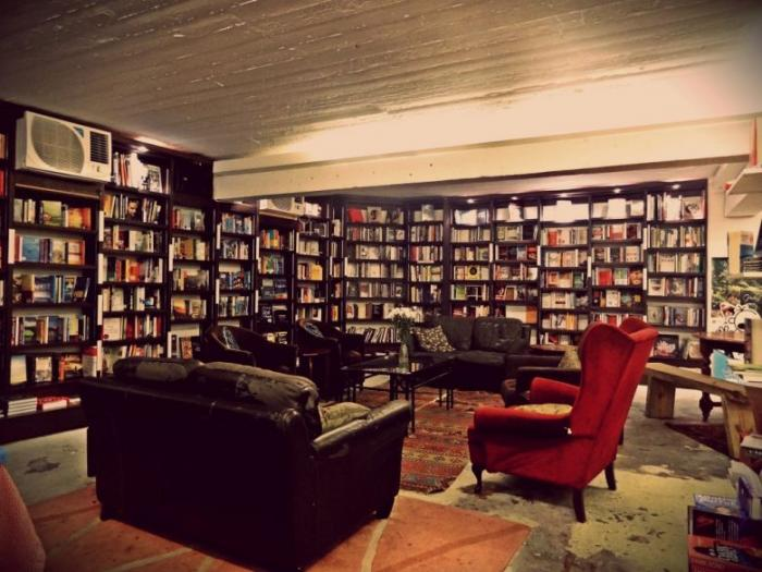 Book Lounge, a tour attraction in Cape Town, Western Cape, South