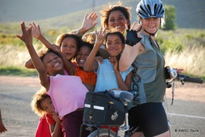 Bicycle Tour Through a Township, a tour attraction in Cape Town, Western Cape, South