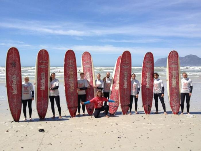 Learn to Surf, a tour attraction in Cape Town, Western Cape, South