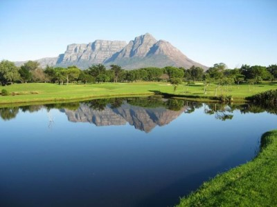 The Mombray Golf Club, a tour attraction in Cape Town, Western Cape, South