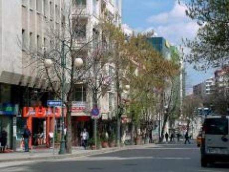 Tunalı Hilmi Caddesi, a tour attraction in Ankara Türkiye