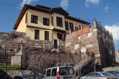 Hatipoğlu Konağı Restaurant, a tour attraction in Ankara Türkiye
