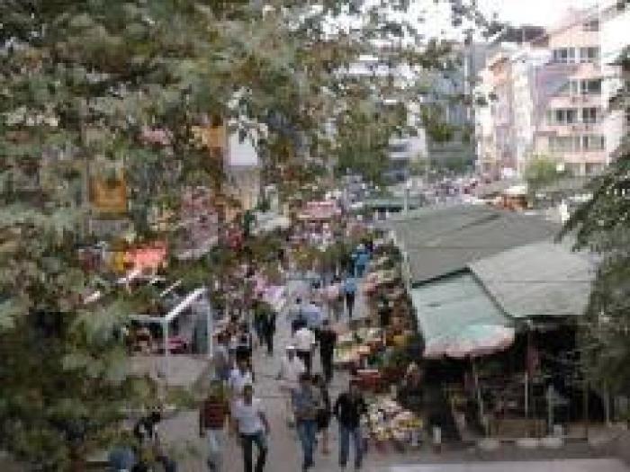 Sakarya Caddesi, a tour attraction in Ankara Türkiye