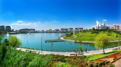 Göksu Parkı, a tour attraction in Ankara Türkiye