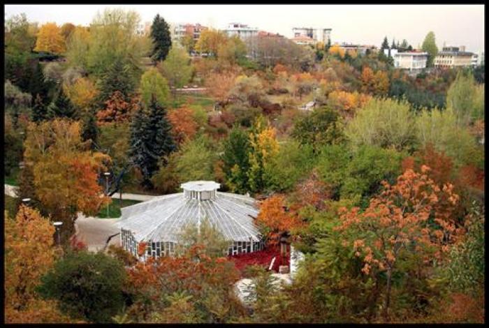 Atakule Botanik Parkı �ankaya, a tour attraction in  Türkiye