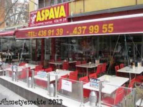 Meşhur Özçelik Aspava, a tour attraction in Ankara Türkiye