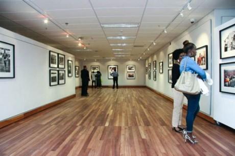 Absa Art Gallery, a tour attraction in Johannesburg, Gauteng, South A