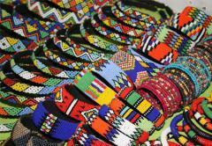 African Flea Market, a tour attraction in