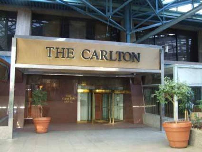 Carlton Centre, a tour attraction in EGoli iNingizimu Afrika