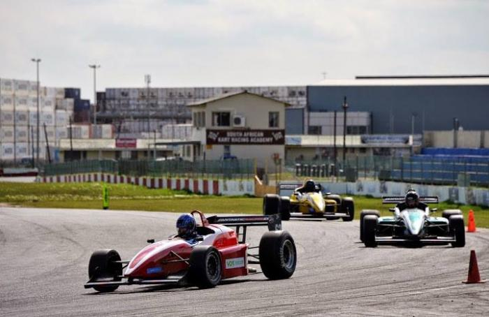 Fantastic Racing, a tour attraction in EGoli iNingizimu Afrika