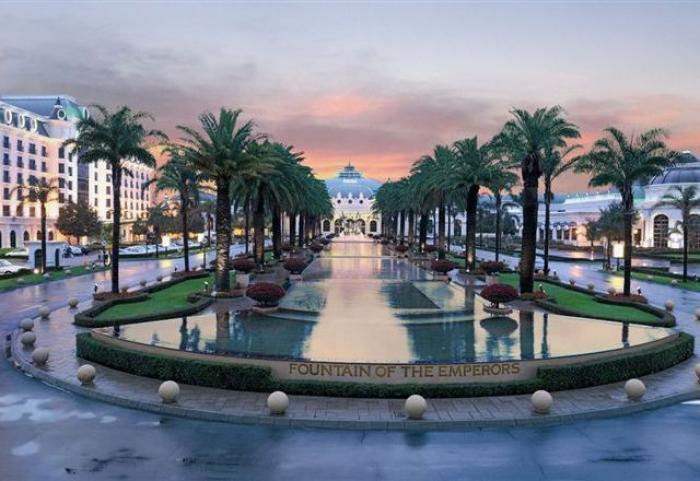 Emperors Palace Hotel, Casino and Convention Resort, a tour attraction in Kempton Park iNingizimu Afrika