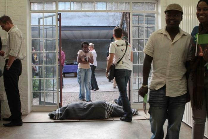GoetheOnMain   , a tour attraction in Randburg iNingizimu Afrika
