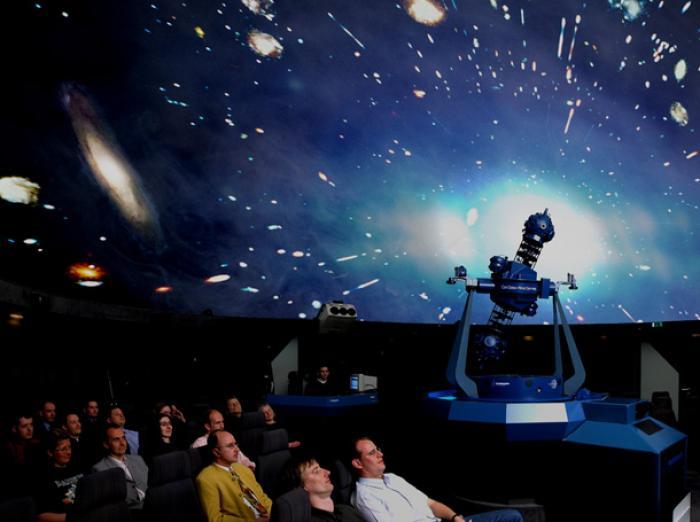 Johannesburg Planetarium, a tour attraction in EGoli iNingizimu Afrika