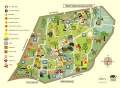 Johannesburg Zoo, a tour attraction in EGoli iNingizimu Afrika
