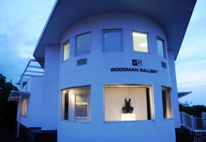 The Goodman Gallery, a tour attraction in Johannesburg, Gauteng, South A
