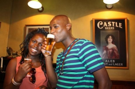 World of Beer, a tour attraction in Johannesburg, Gauteng, South A