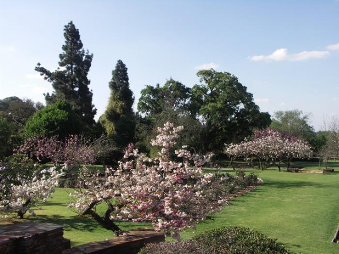 Johannesburg Botanical Garden, a tour attraction in Johannesburg, Gauteng, South A