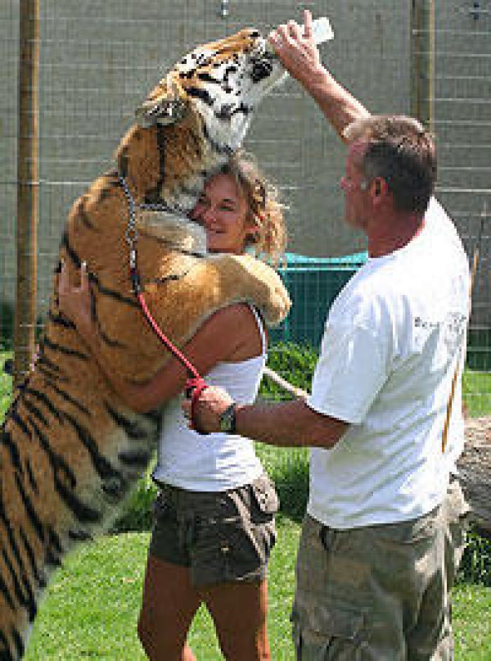 Lory Park Animal & Owl Sanctuary, a tour attraction in Johannesburg, Gauteng, South A