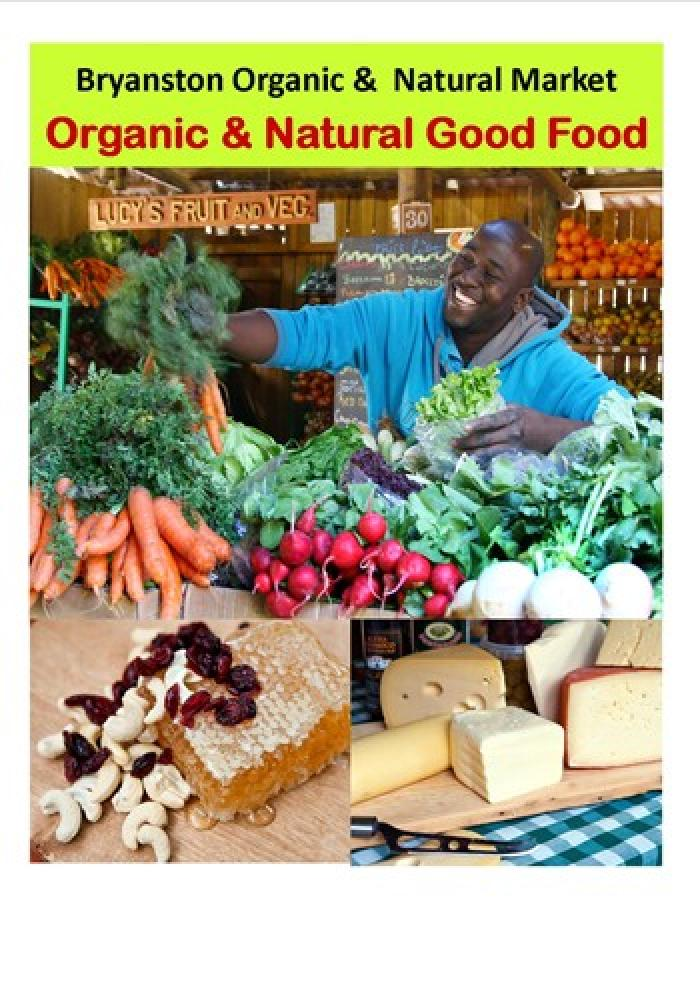 Bryanston Organic & Natural Market, a tour attraction in Johannesburg, Gauteng, South A