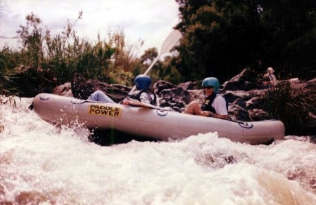 Paddle Power Adventures	, a tour attraction in Johannesburg, Gauteng, South A