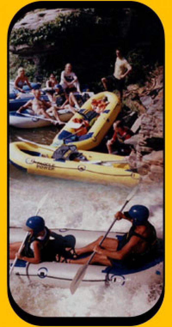 Paddle Power Adventures, a tour attraction in Johannesburg, Gauteng, South A