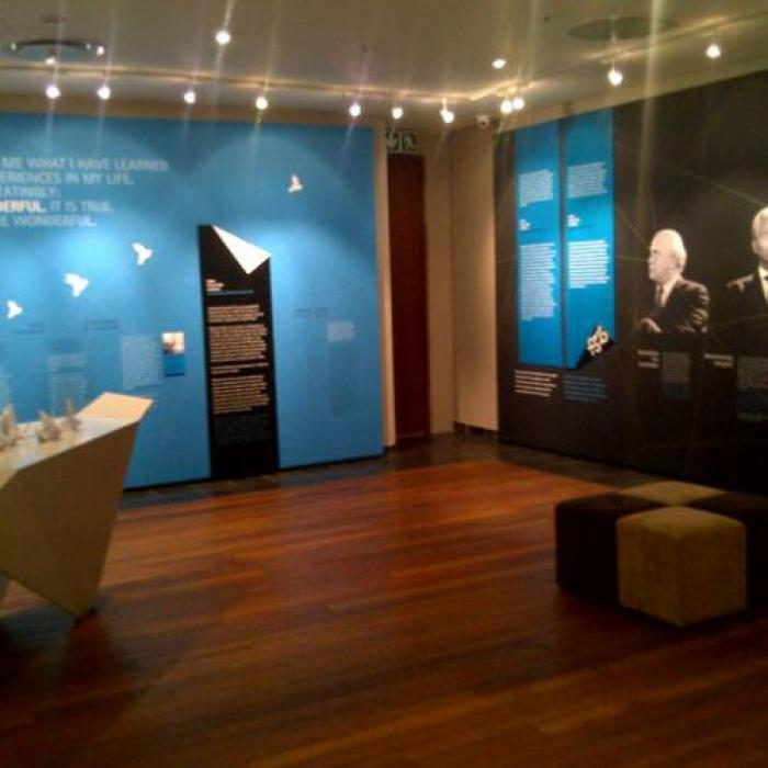 Peacemakers Museum, a tour attraction in Johannesburg, Gauteng, South A